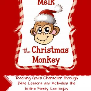 melk the christmas monkey