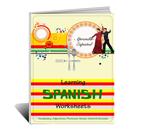 Spanish 1 worksheets by ParadisePraises.com