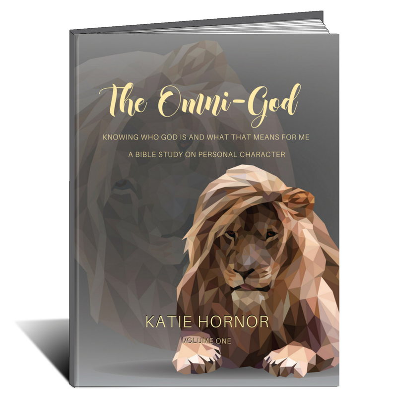 The Omni-God Bible study, character curriculum shop.paradisepraises.com